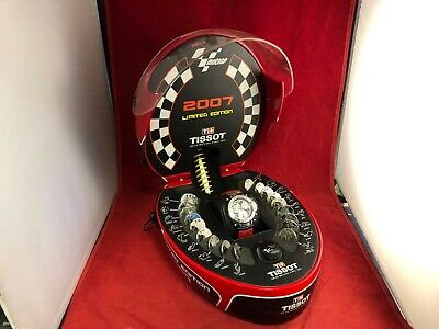 Tissot Moto GP Watch T Race 2007 Limited Edition With Case T0114171720200