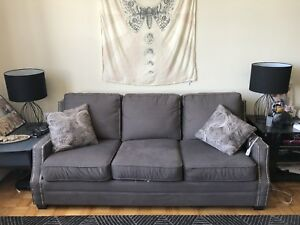 2 couches for sale! $300 for both