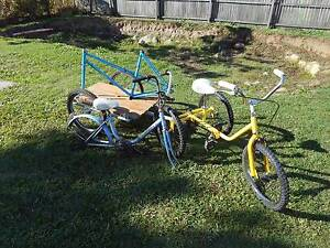 TRICYCLE AND TRAILER PLUS FREE FRAME SETS Acacia Ridge Brisbane South West Preview