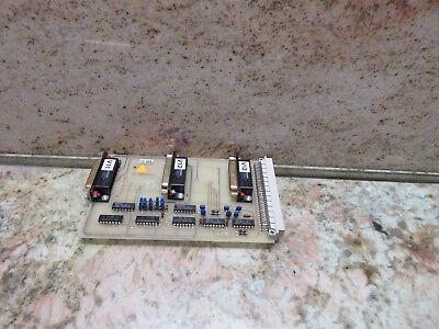 Agie 120 Circuit Board 120 986 3c 120 979c 191.257 Cnc Edm
