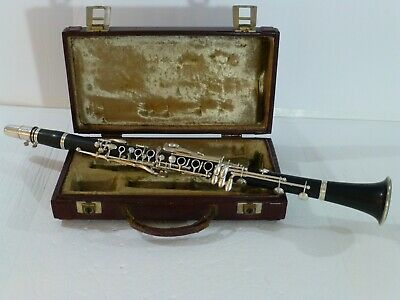 Buffet R13 E13  Clarinet Pad Set Deluxe Leather Nylon