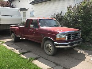 1997 F350 Dually - 7.3L Turbo Diesel Manual RWD