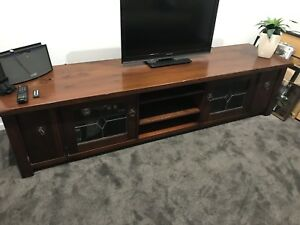 Beautiful Napier setting - Dining Table, Tv Unit, Wine Cabinet