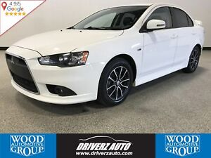 2015 Mitsubishi Lancer GT GT W/LEATHER, 5 SPEED, SUNROOF