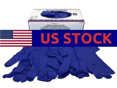 30 Medium Cardinal Health Powder Free Nitrile Medical Exam Gloves 30 Gloves