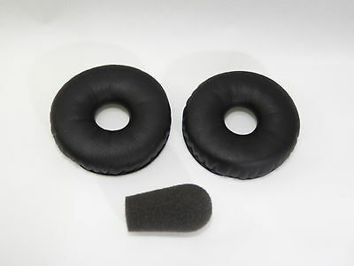TELEX AIRMAN 850 RENEW KIT includes EAR PADS & WIND SCREEN Original TELEX PARTS