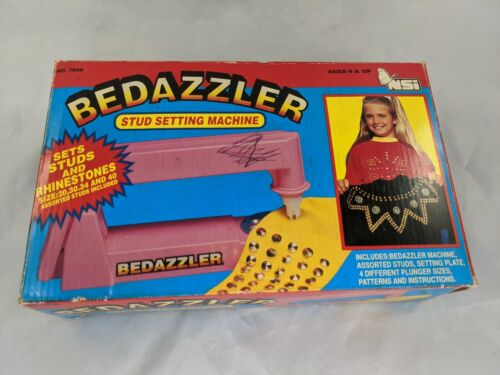 Pink Bedazzler Stud Setting Machine NSI