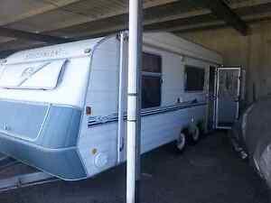 2002 Windsor Statesman Royale Semi off road caravan Maroochydore Maroochydore Area Preview