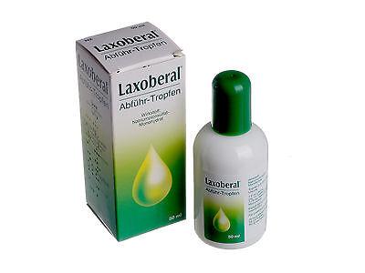 LAXOBERAL Tropfen 50ml — Abführmittel (27,80€/100ml)