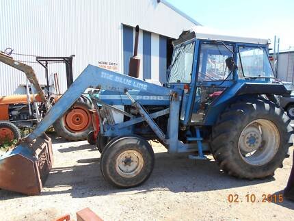 Ford 5610 tractor loader Tara Dalby Area Preview
