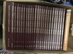 Young students learning library 23 volume set