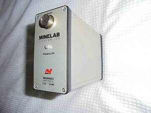 Minelab Battery suit all GPX models - As good as new used once Bonnells Bay Lake Macquarie Area Preview