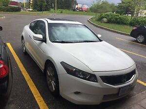 2010 Honda Accord EX-L V-6 Coupe