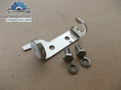 VOLVO AMAZON 121 122 P1800 CARB LINKAGE ALUMINIUM MANIFOLD MOUNT.STAINLESS STEEL for sale  Shipping to Canada