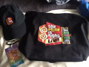 Price is right live swag package  new !