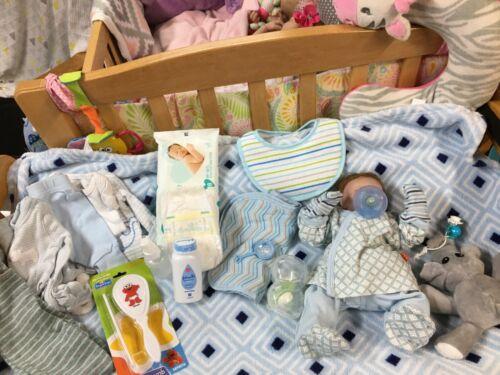 """reborn baby micro preemie doll boy BB Byron therapy doll 10.5"""""""