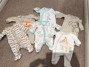 Preemie Sleepers and Onesies