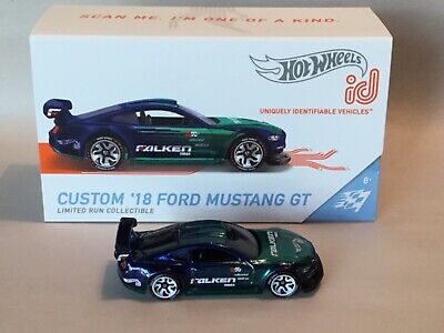 Hot Wheels Custom '18 Ford Mustang GT ID Car 2020 Series 2 Limited Production
