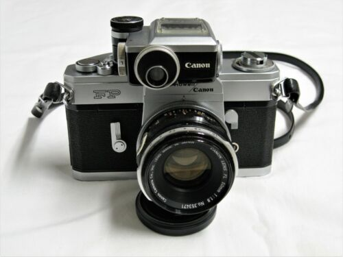 Canon / Bell Howell FP & More