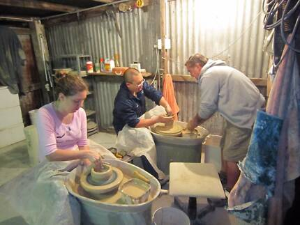 Pottery Classes for Beginners