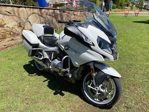 BMW R1200RT 2016 Ex-Vic Police 19,xxxKM ESA,Cruise, Heated Grips Kirrawee Sutherland Area Preview