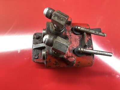 Used Hydraulic Remote Coupler International 856 1086 1486 1466 886 766 1066 966