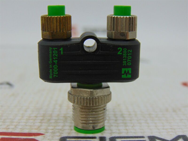 Murr Elektronik 7000-41201 T Coupler