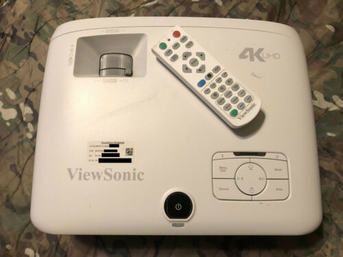 ViewSonic PX727-4K 4K Projector with Remote (USED)
