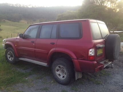 1998 Nissan Patrol Dungog Dungog Area Preview