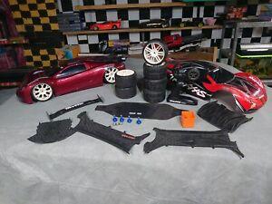 R/C CAR , TRAXXAS XO1 SUPERCAR