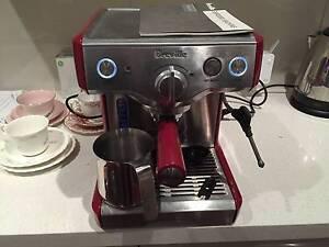 Breville 800 Series Espresso Coffee Machine West Melbourne Melbourne City Preview