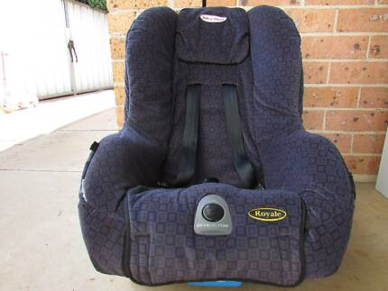 Child car seat - Safe and Sound Royale | Car Seats | Gumtree ...