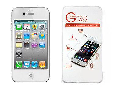 2x Tempered Glass Screen Protector Film Apple iPhone 6 Plus 6s Plus (5.5) 2-Pack