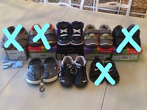 Baby Boy Shoes size 4.5 / 5 - excellent condition