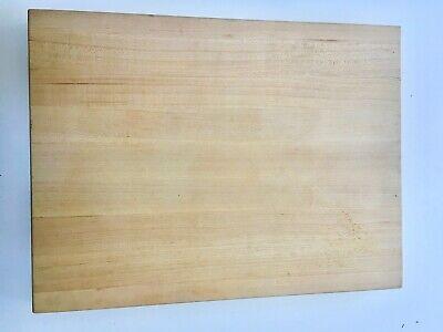 "John Boos R03 Maple Wood Edge Grain Reversible Cutting Board, 20"" x 15"" x 1.5"""