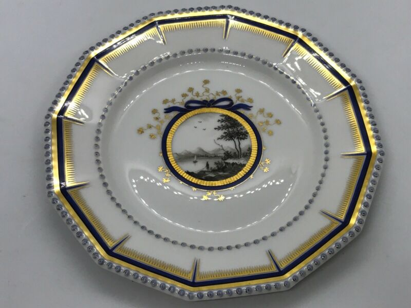 RARE Nymphenburg Porcelain King