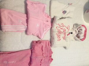 BRAND NAME GIRLS 2PC SWEAT SUITS