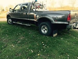 2002 7.3L Ford F-350 dually