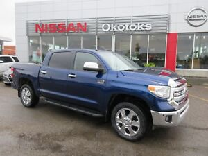 2014 Toyota Tundra 1794 EDITION, NAVIGATION, HEATED LEATHER, 4WD