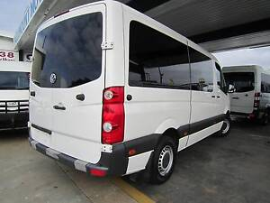 2012 Volkswagen (VW) Crafter 35 Turbo Diesel Yeerongpilly Brisbane South West Preview
