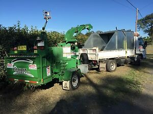 Wood Chipper Hire East Kurrajong Hawkesbury Area Preview