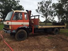 Tile Tray combo Hiab Crane ud ' for Hire or Sell Sydney City Inner Sydney Preview