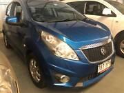 2012 Holden Barina Spark 5Door Hatchback Eagle Farm Brisbane North East Preview