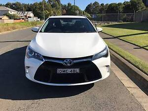 Toyota Camry Hybrid Atara S 2015 for Sale Auburn Auburn Area Preview