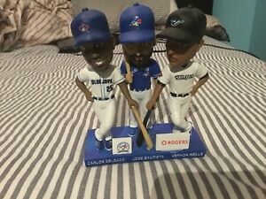 Blue jays bobble heads