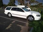 2008 Ford Falcon Station Wagon Enmore Marrickville Area Preview
