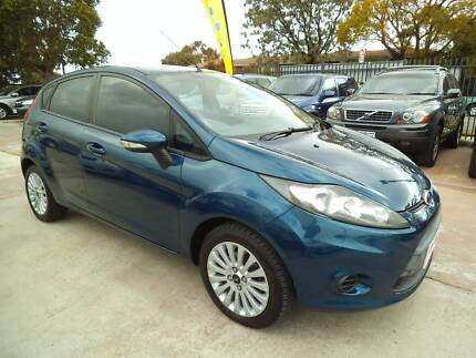 2010 Ford Fiesta Hatchback LOW KMS IMMACULATE CONDITION $6990