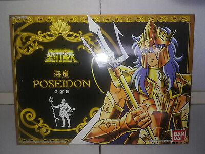 Bandai Saint Seiya Vintage Warrior Figurine Poseidon