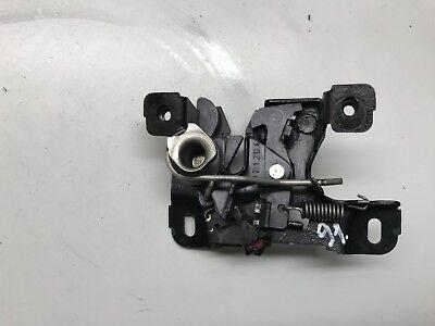 AUDI A6 C5 2.5TDI ALLROAD 2004 / 00-05 Bonnet lock Locking 4B0823509