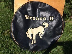 Ford Broncho II wheel cover